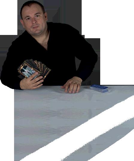 Rozkład Tarota Maćka