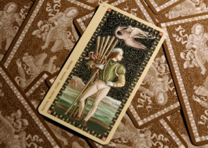 Odwrócone karty Tarota
