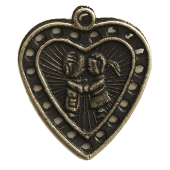 Amulet na złamane serce